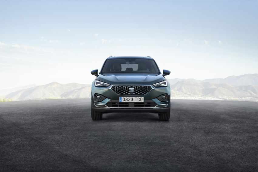 SEAT Tarraco unveiled – flagship seven-seater SUV Image #862672