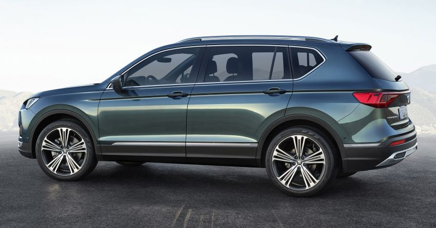 SEAT Tarraco unveiled – flagship seven-seater SUV Image #862677