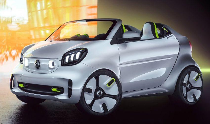 Smart Forease model konsep terbaru bakal ke Paris Image #866271