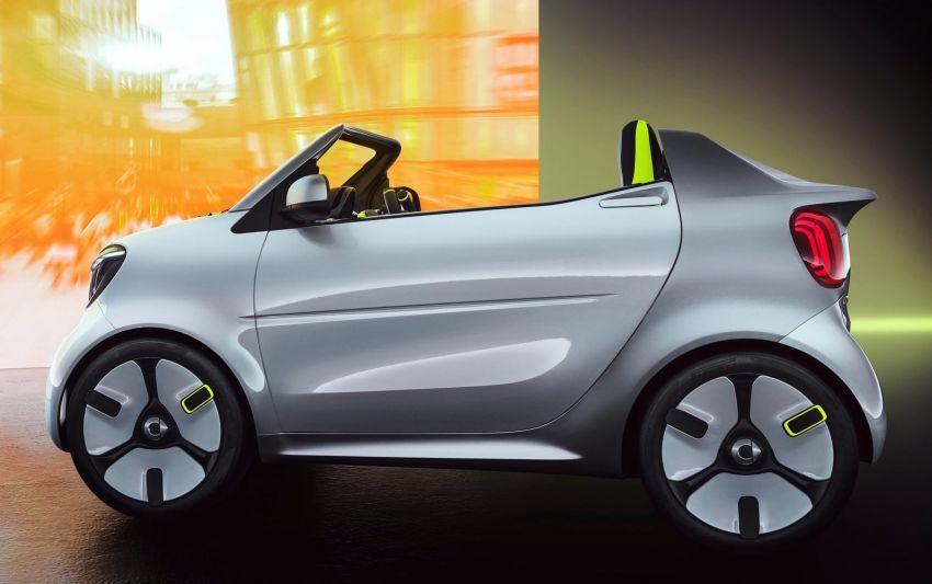 Smart Forease model konsep terbaru bakal ke Paris Image #866273