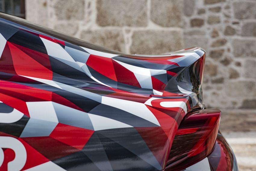Toyota Supra A90 sah ke Australia – 3.0L 6-silinder turbo, lebih 295 hp/450 Nm, 0-100 km/j bawah 5 saat Image #862712