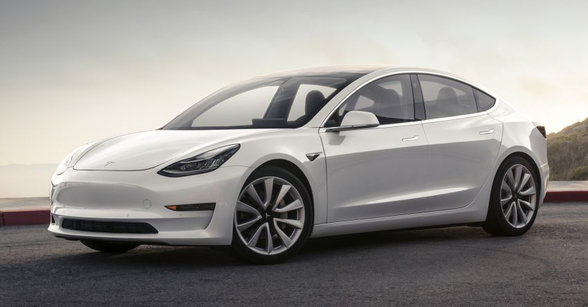 Tesla Model 3 hits highest ever sales – 17,800 units sold in August, outsold all BMW models in the US! Image #858960