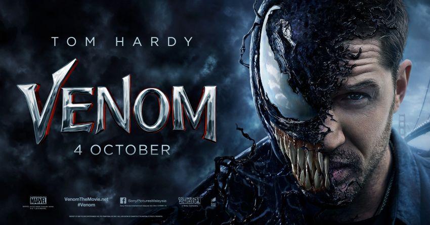 Driven Movie Night – win <em>Venom</em> premiere passes! Image #862717