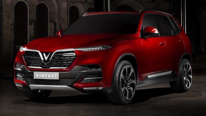 VinFast to unveil sedan and SUV at Paris Motor Show Image #859372