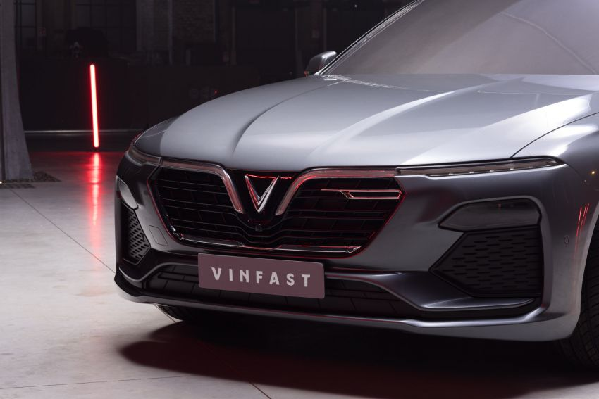 VinFast to unveil sedan and SUV at Paris Motor Show Image #859370