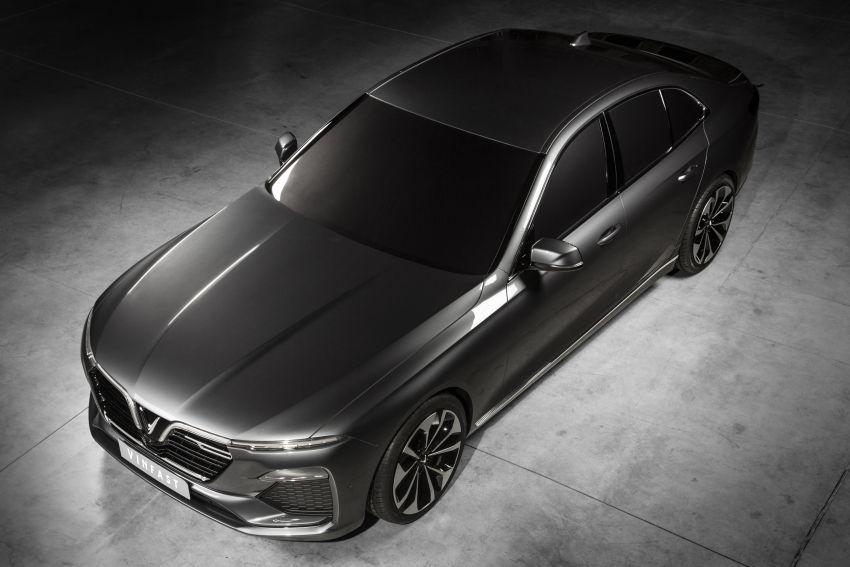 VinFast to unveil sedan and SUV at Paris Motor Show Image #859368