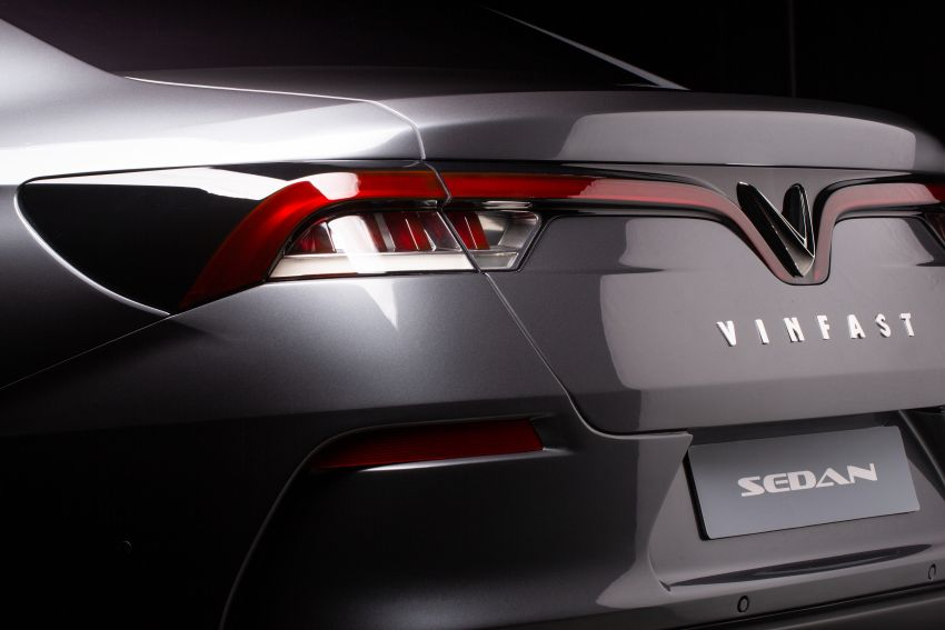 VinFast to unveil sedan and SUV at Paris Motor Show Image #859371