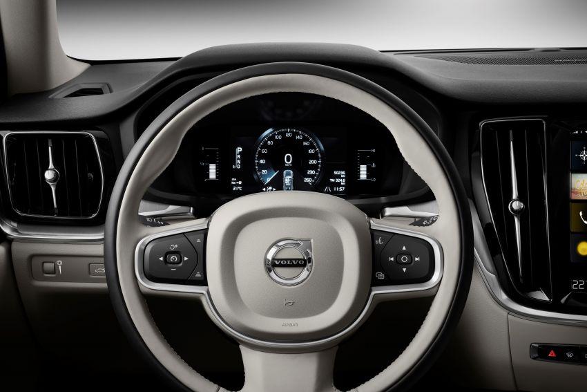 Volvo V60 Cross Country didedahkan secara rasmi- wagon keluarga 'rentas desa' generasi baharu Image #864988