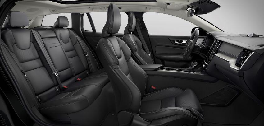 Volvo V60 Cross Country didedahkan secara rasmi- wagon keluarga 'rentas desa' generasi baharu Image #864987