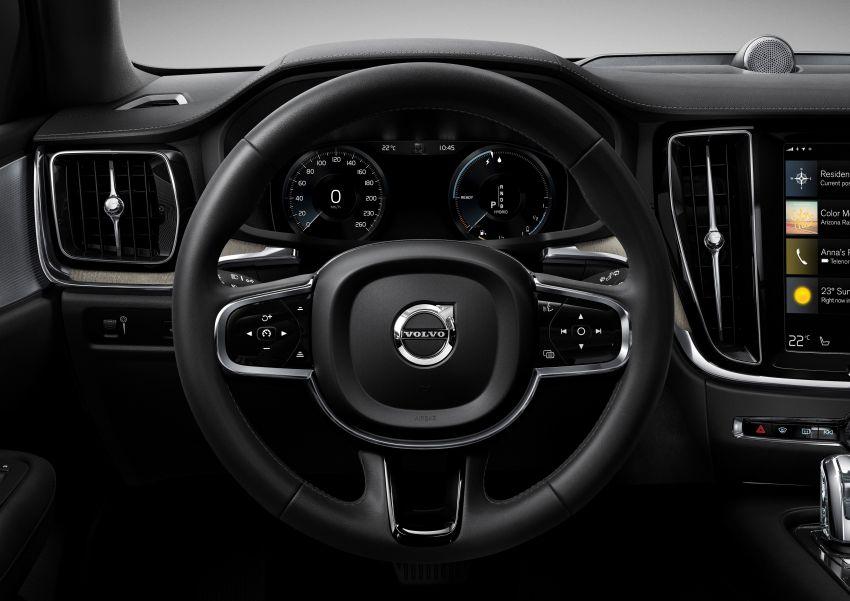 Volvo V60 Cross Country didedahkan secara rasmi- wagon keluarga 'rentas desa' generasi baharu Image #864986