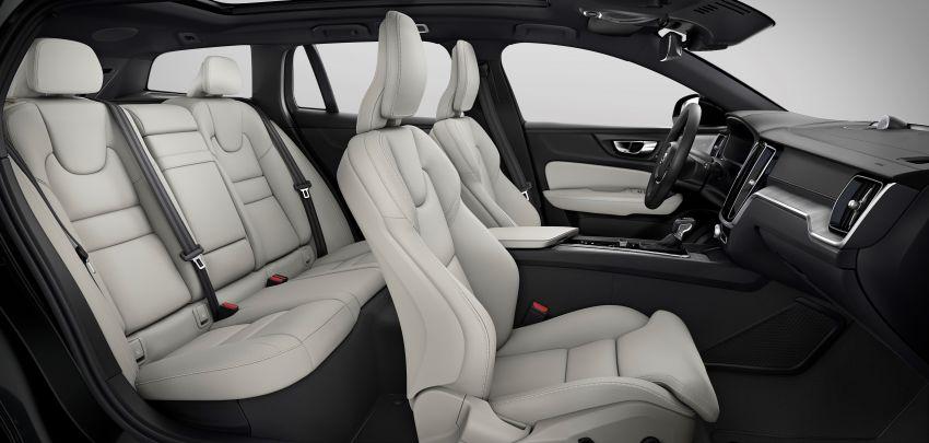 Volvo V60 Cross Country didedahkan secara rasmi- wagon keluarga 'rentas desa' generasi baharu Image #864984