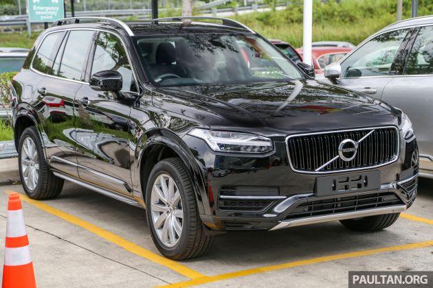 Volvo Xc90 Momentum >> Volvo Xc90 T5 Awd Momentum In Malaysia Rm374k