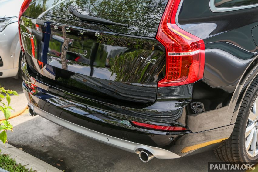 Volvo XC90 T5 AWD Momentum tiba di M'sia – RM374k Image #862546