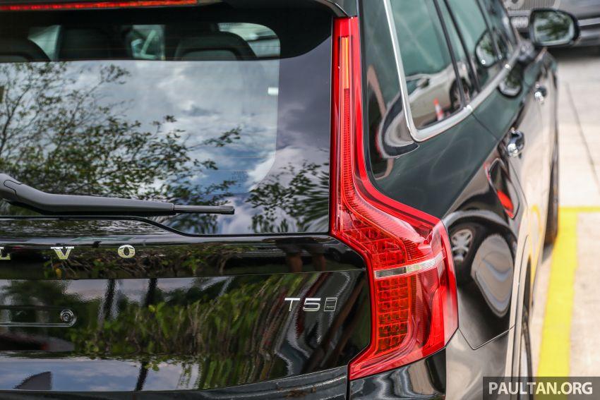 Volvo XC90 T5 AWD Momentum tiba di M'sia – RM374k Image #862547