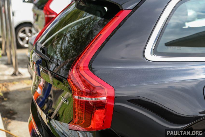 Volvo XC90 T5 AWD Momentum tiba di M'sia – RM374k Image #862548