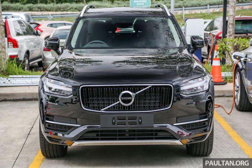 Volvo XC90 T5 AWD Momentum tiba di M'sia – RM374k Image #862534