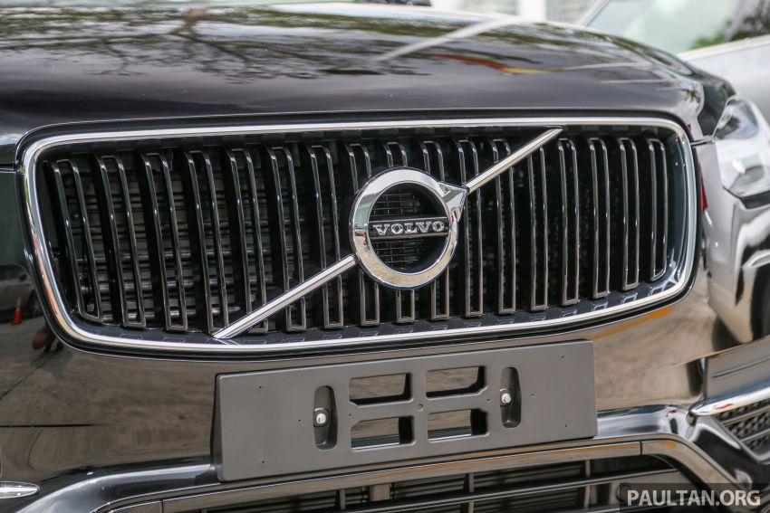 Volvo XC90 T5 AWD Momentum tiba di M'sia – RM374k Image #862539
