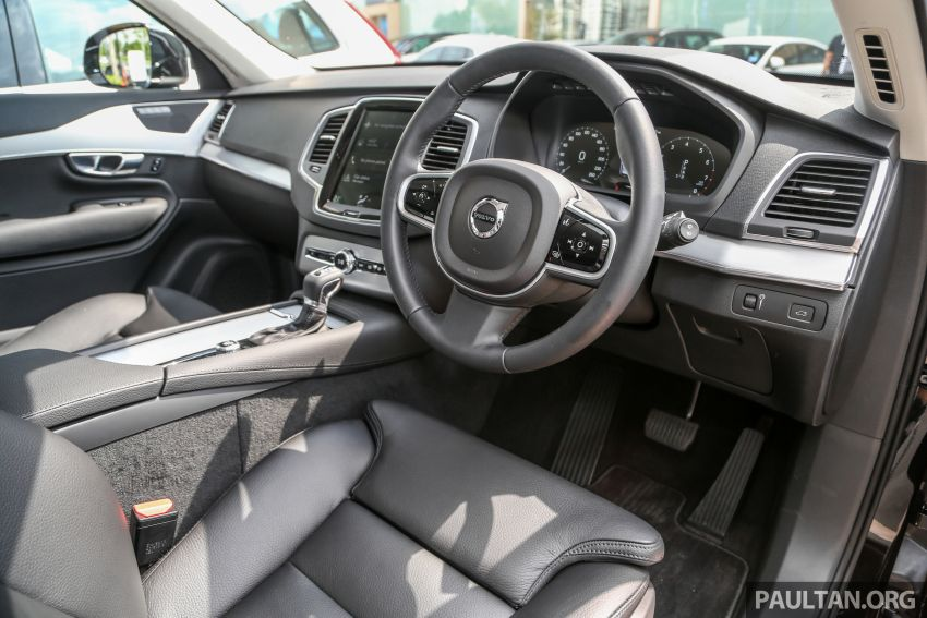 Volvo XC90 T5 AWD Momentum tiba di M'sia – RM374k Image #862553