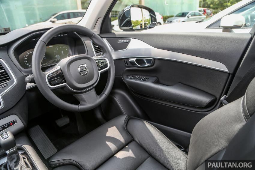 Volvo XC90 T5 AWD Momentum tiba di M'sia – RM374k Image #862567