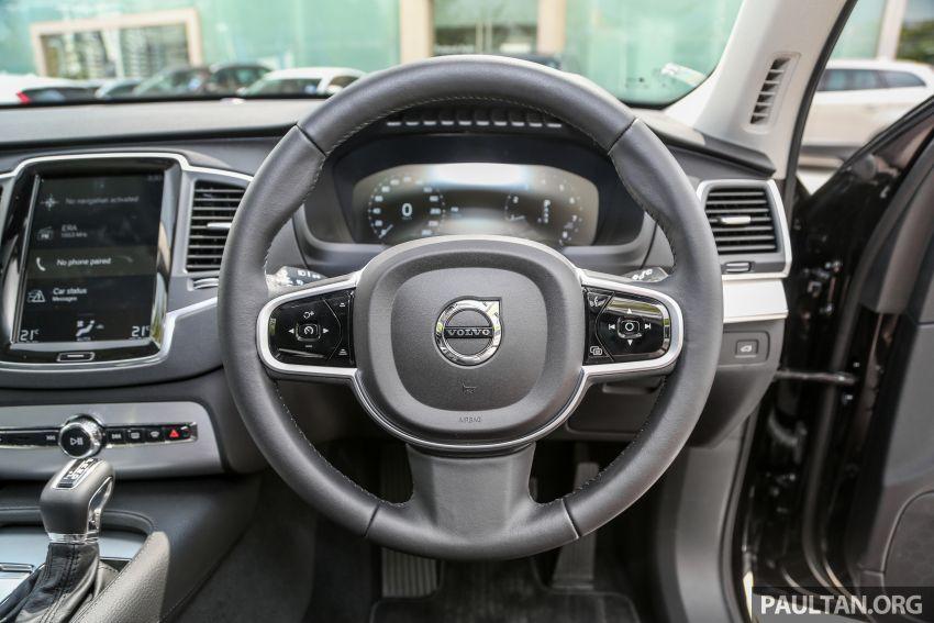 Volvo XC90 T5 AWD Momentum tiba di M'sia – RM374k Image #862555