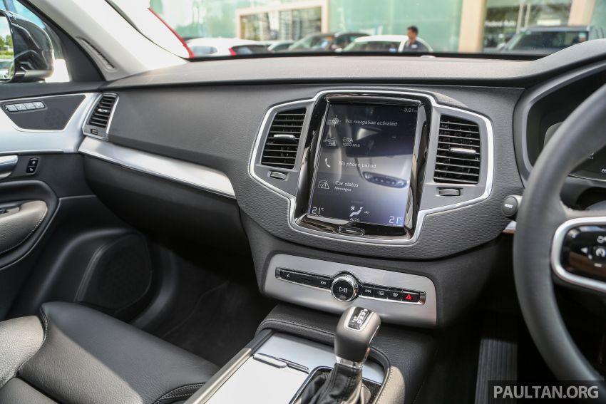 Volvo XC90 T5 AWD Momentum tiba di M'sia – RM374k Image #862557