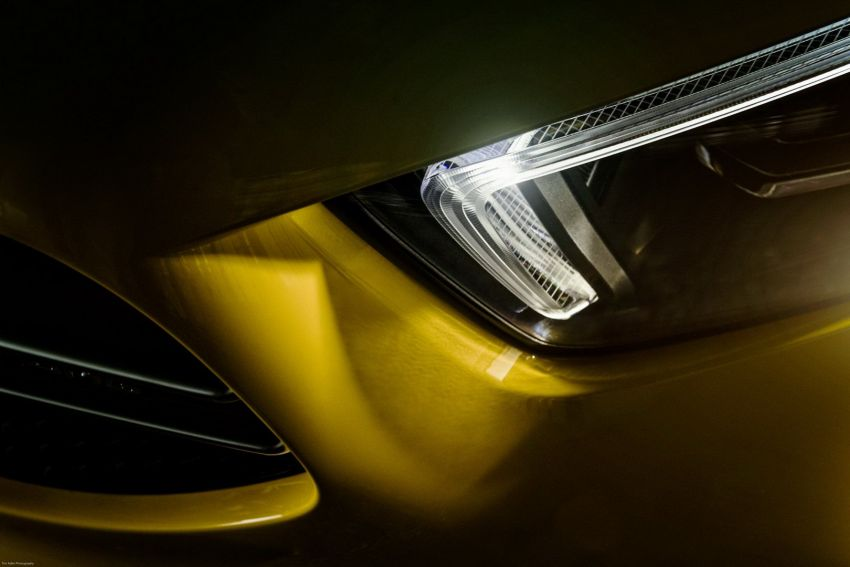 Mercedes-AMG A35 teased – 300 PS Golf R fighter? Image #861686