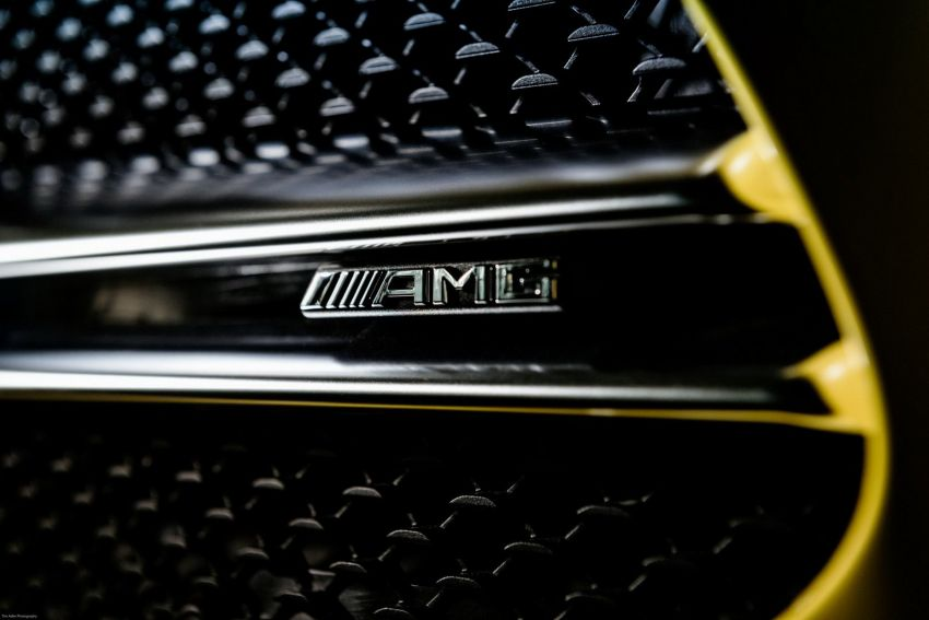 Mercedes-AMG A35 teased – 300 PS Golf R fighter? Image #861687