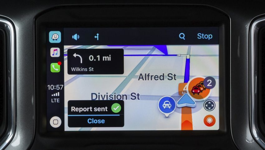 Waze officially announces Apple CarPlay integration Image #865357