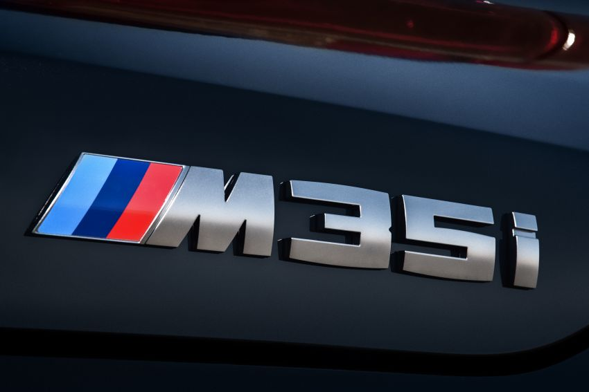 BMW X2 M35i debuts with 302 hp – 0-100 km/h in 4.9s Image #859054