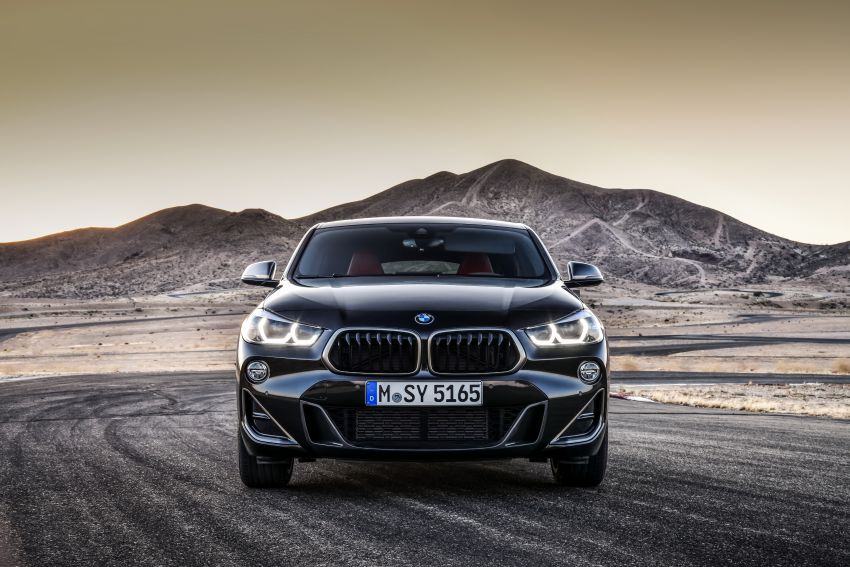 BMW X2 M35i debuts with 302 hp – 0-100 km/h in 4.9s Image #859085