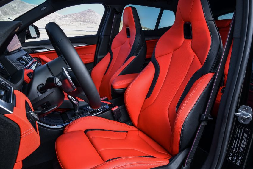 BMW X2 M35i debuts with 302 hp – 0-100 km/h in 4.9s Image #859056
