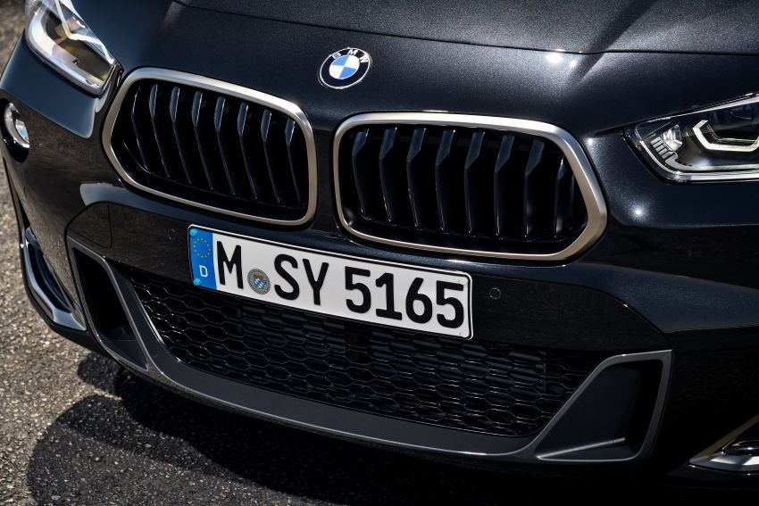 BMW X2 M35i debuts with 302 hp – 0-100 km/h in 4.9s Image #859057