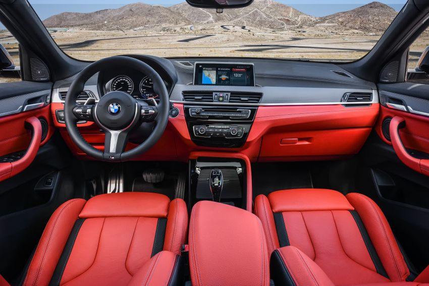 BMW X2 M35i debuts with 302 hp – 0-100 km/h in 4.9s Image #859059