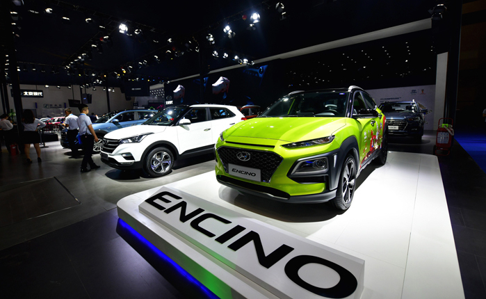 Hyundai plans to export cars from China to ASEAN Image #856910