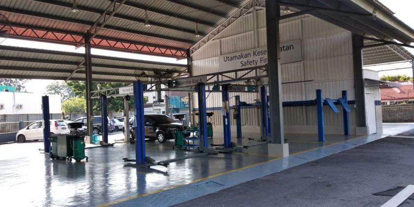 Proton umum pusat 3S Kota Samarahan dinaiktaraf Image #861618