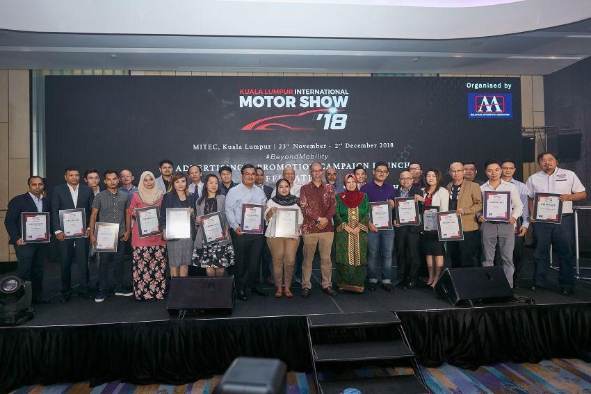 KLIMS 2018: Kembali selepas lima tahun – tiket RM20 tawar hadiah Toyota C-HR, Honda City, Perodua Myvi Image #873404