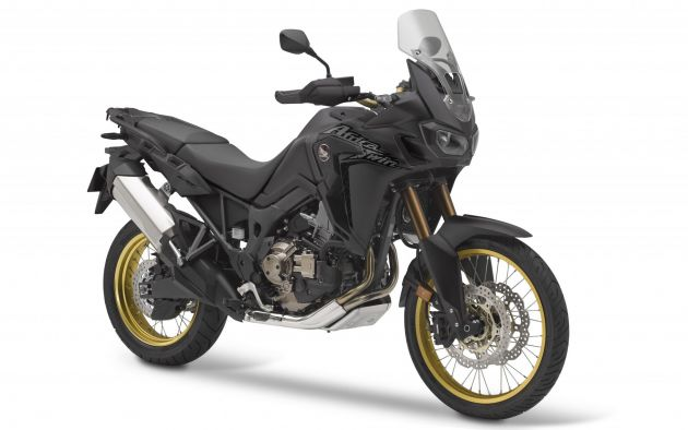 2019 honda africa twin colour updated from rm76k. Black Bedroom Furniture Sets. Home Design Ideas