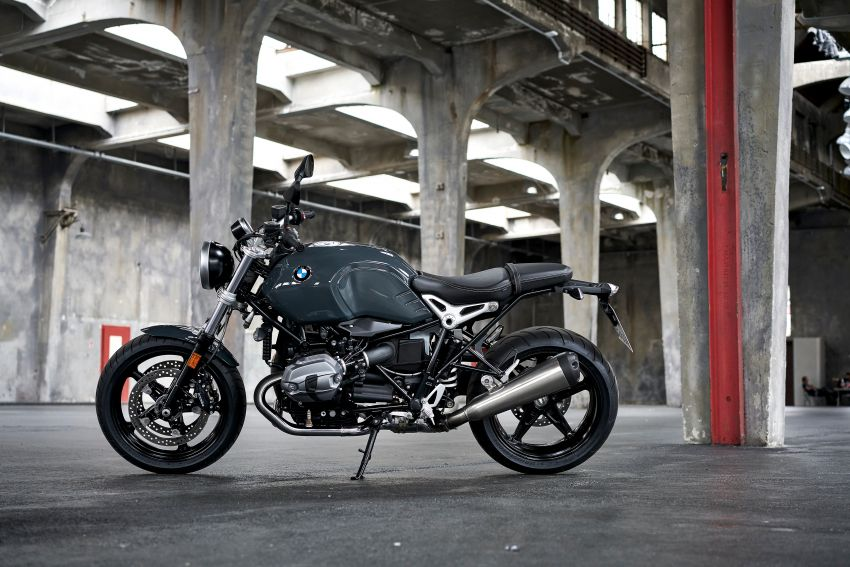 BMW Motorrad R7 inspires Nmoto Nostalgia Project R nineT custom motorcycle – full-builds from RM205k Image #871187