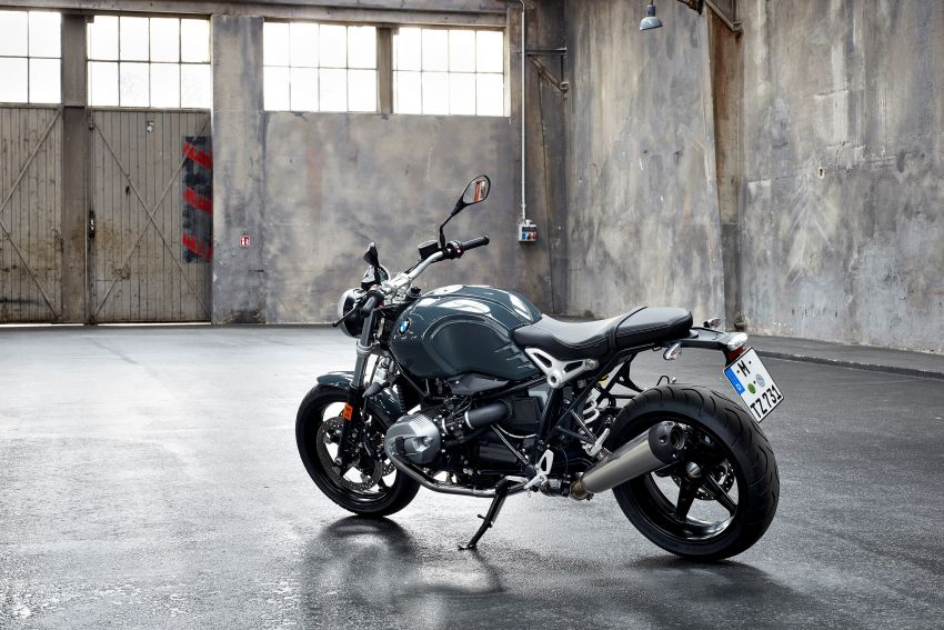 BMW Motorrad R7 inspires Nmoto Nostalgia Project R nineT custom motorcycle – full-builds from RM205k Image #871188