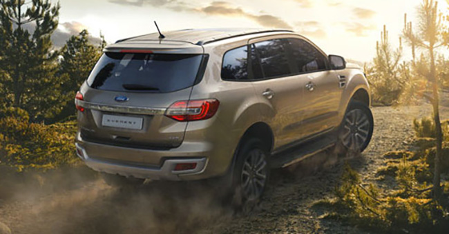 New Ford Everest facelift now available in Malaysia – 2.0L turbodiesel engines, 10-speed auto, from RM229k Image #871066