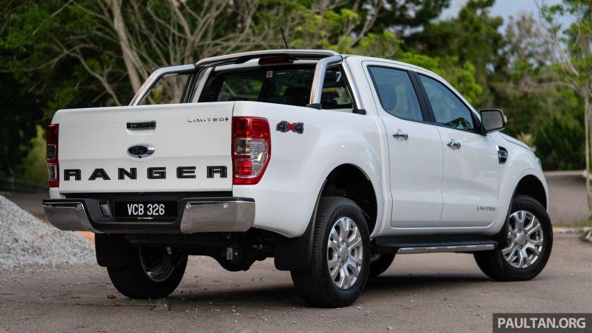 Ford Ranger baru tiba di M'sia – lapan varian termasuk berenjin 2.0L Bi-Turbo, harga bermula dari RM90,888 Image #877624