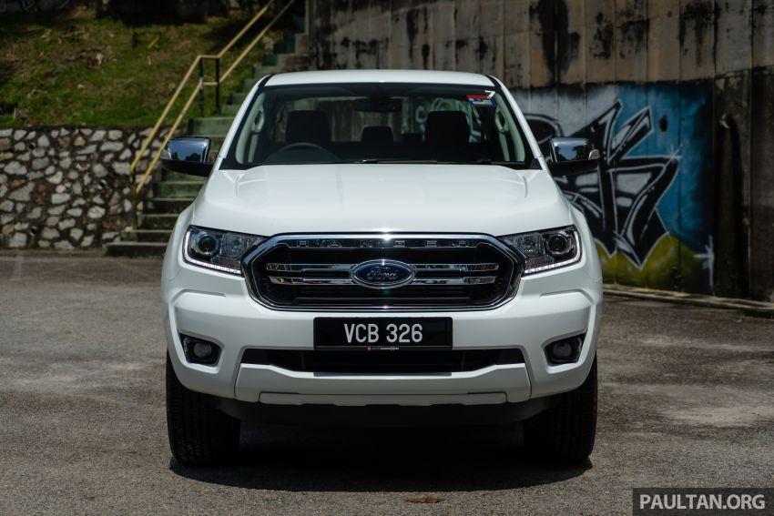 Ford Ranger baru tiba di M'sia – lapan varian termasuk berenjin 2.0L Bi-Turbo, harga bermula dari RM90,888 Image #877631