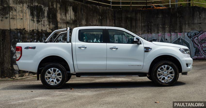 Ford Ranger baru tiba di M'sia – lapan varian termasuk berenjin 2.0L Bi-Turbo, harga bermula dari RM90,888 Image #877632