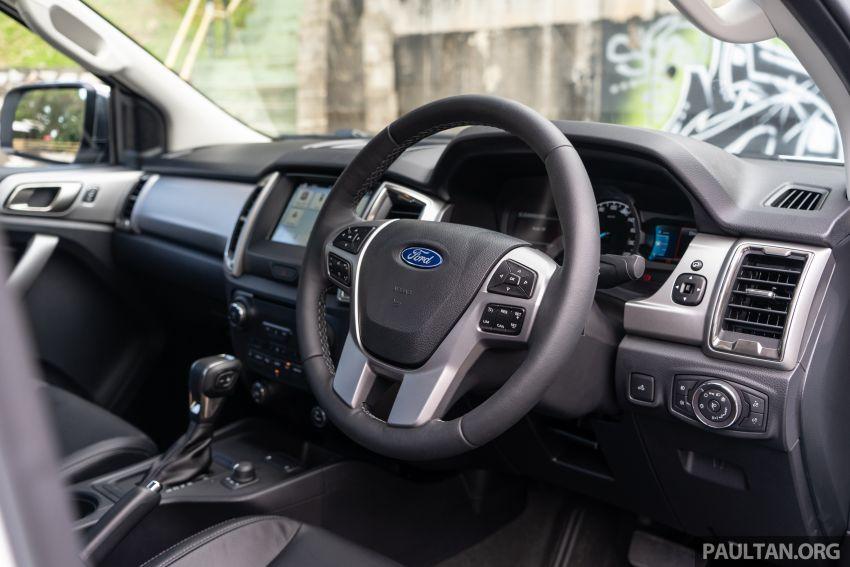 Ford Ranger baru tiba di M'sia – lapan varian termasuk berenjin 2.0L Bi-Turbo, harga bermula dari RM90,888 Image #877671