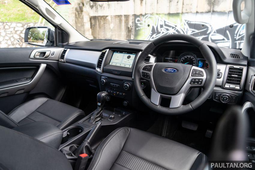 ford ranger range launched  malaysia    bi turbo engine   speed auto