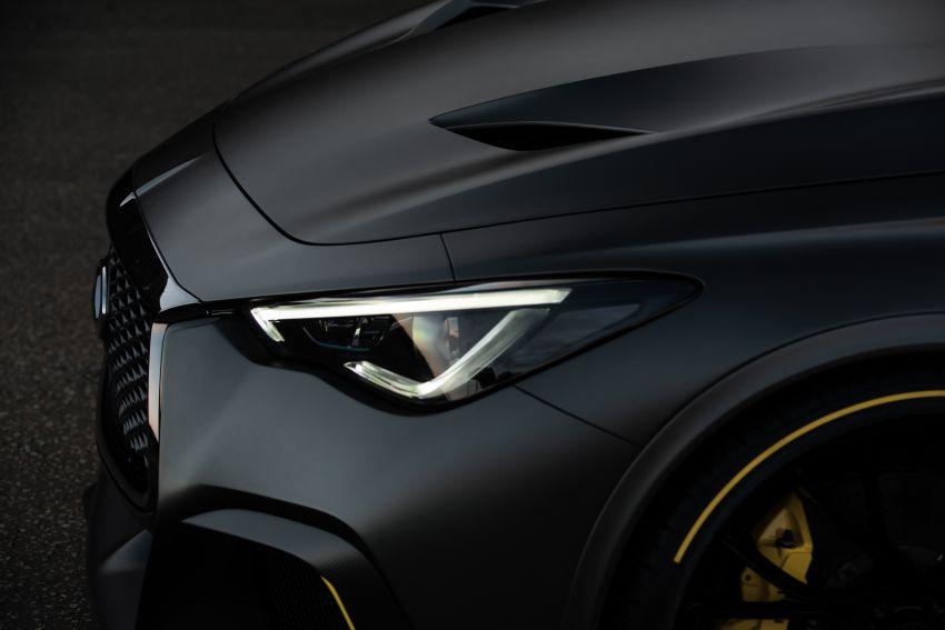 Infiniti Q60 Project Black S – updated aero and tech Image #868219