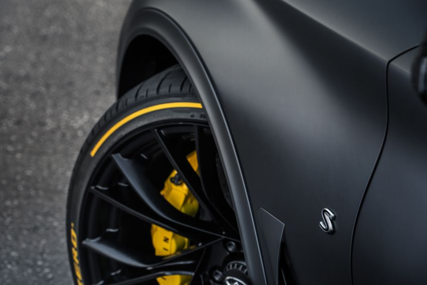 Infiniti Q60 Project Black S – updated aero and tech Image #868223