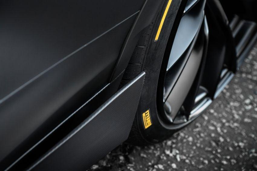 Infiniti Q60 Project Black S – updated aero and tech Image #868226