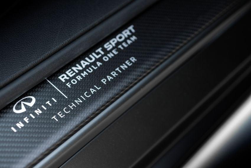 Infiniti Q60 Project Black S – updated aero and tech Image #868231