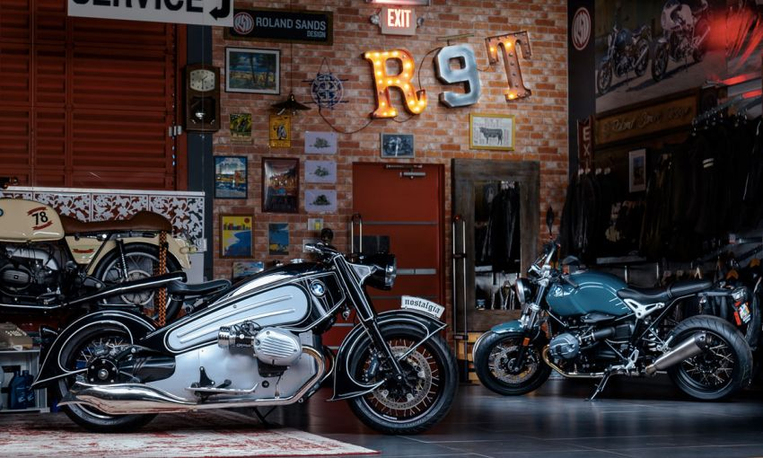BMW Motorrad R7 inspires Nmoto Nostalgia Project R nineT custom motorcycle – full-builds from RM205k Image #871183